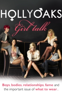 """Hollyoaks"" - Girl Talk, Hardback Book"