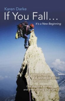 If You Fall : It's a New Beginning, Paperback Book
