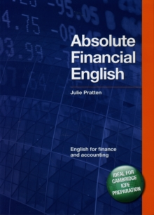 DBE: Absolute Financial English Book : English for Finance and Accounting, Mixed media product