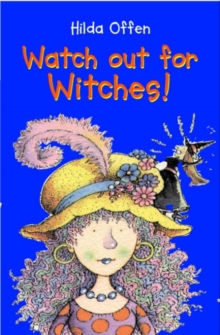 Watch Out for Witches!, Paperback