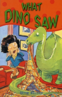 What Dino Saw, Paperback