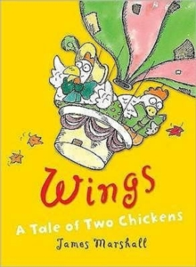 Wings : A Tale of Two Chickens, Paperback