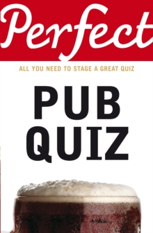 Perfect Pub Quiz, Paperback