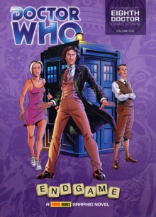 """Doctor Who"": Endgame, Paperback Book"