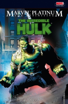 The Definitive Incredible Hulk, Paperback