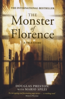 The Monster of Florence, Hardback Book