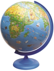 Activity Illuminated Globe : Family Light, Globe Book