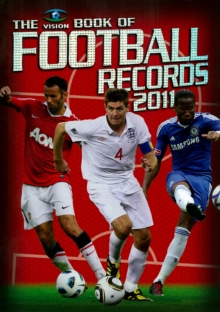The Vision Book of Football Records, Hardback