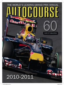 Autocourse : The World's Leading Grand Prix Annual, Hardback