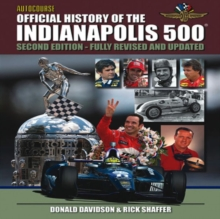 The Official History of the Indianapolis 500, Hardback