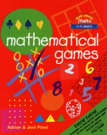 Mathematical Games : Includes 12 Interactive Card Pages of Fun Press-Out Game and Puzzle Pieces, Paperback