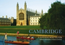 Cambridge : A Little Souvenir, Hardback