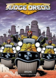 Judge Dredd : Origins, Paperback