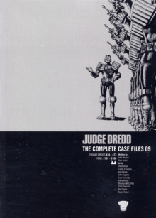 Judge Dredd : Complete Case Files v. 9, Paperback
