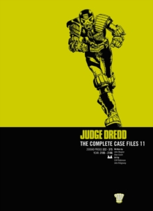 Judge Dredd : Complete Case Files Volume 11, Paperback