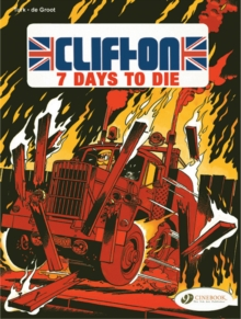 Clifton : 7 Days to Die v. 3, Paperback Book