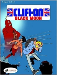 Clifton : Black Moon v. 4, Paperback