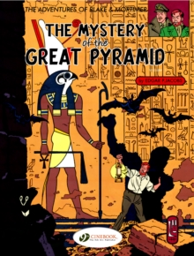 The Adventures of Blake and Mortimer : Mystery of the Great Pyramid, Part 1 v. 2, Paperback