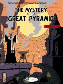 The Adventures of Blake and Mortimer : Mystery of the Great Pyramid, Part 2 v. 3, Paperback