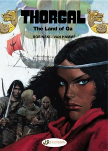 Thorgal : Land of QA v. 5, Paperback
