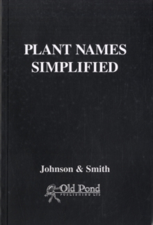Plant Names Simplified, Paperback