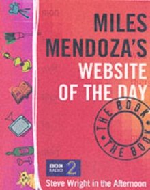 Miles Mendoza's Website of the Day : The Book, Paperback