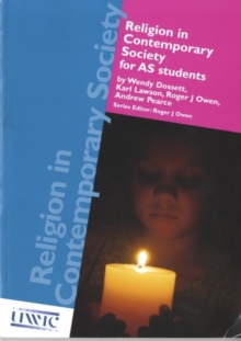 Religion in Contemporary Society for AS Students, Paperback