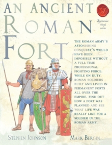 An Ancient Roman Fort, Paperback Book