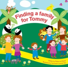 Finding a Family for Tommy, Paperback
