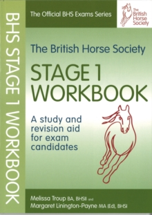 BHS Workbook : A Study and Revision Aid for Exam Candidates Stage 1, Paperback