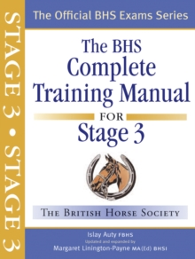 BHS Complete Training Manual for Stage 3, Paperback Book