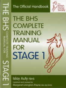 BHS Complete Training Manual for Stage 1, Paperback