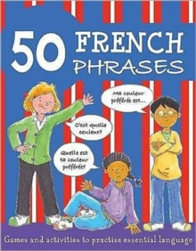 50 French Phrases, Paperback
