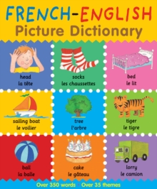 French-English Picture Dictionary, Paperback
