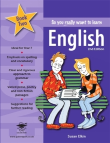 So You Really Want to Learn English : Book 2, Paperback
