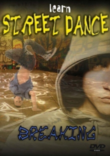Learn Street Dance: Breaking, DVD