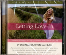 Letting Love in, CD-Audio