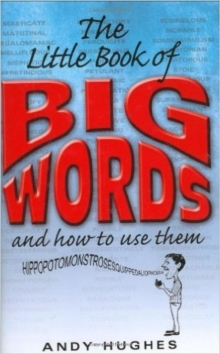 The Little Book of Big Words, Hardback