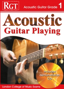 Acoustic Guitar Playing : Grade 1, Paperback