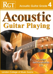 Acoustic Guitar Playing : Grade 4, Paperback