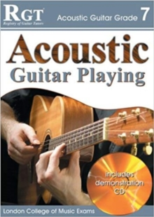 Acoustic Guitar Playing : Grade 7, Paperback