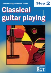 Step 2 LCM Exams Classical Guitar Playing, Paperback