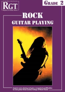 RGT Rock Guitar Playing - Grade Two, Paperback