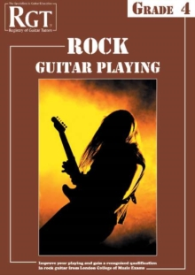 RGT Rock Guitar Playing - Grade Four, Paperback Book