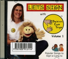 Let's Sign Songs for Children Audio CD : Popular Songs to Sign-a-long to, CD-Audio