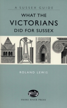 What the Victorians Did for Sussex, Hardback