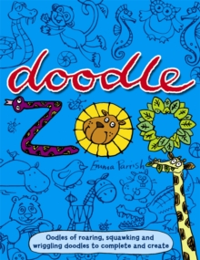 Doodle Zoo, Paperback