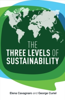 The Three Levels of Sustainability, Paperback