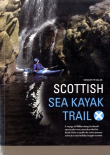Scottish Sea Kayak Trail, Paperback Book