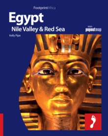 Egypt, Nile Valley & Red Sea Footprint Full-colour Guide, Paperback